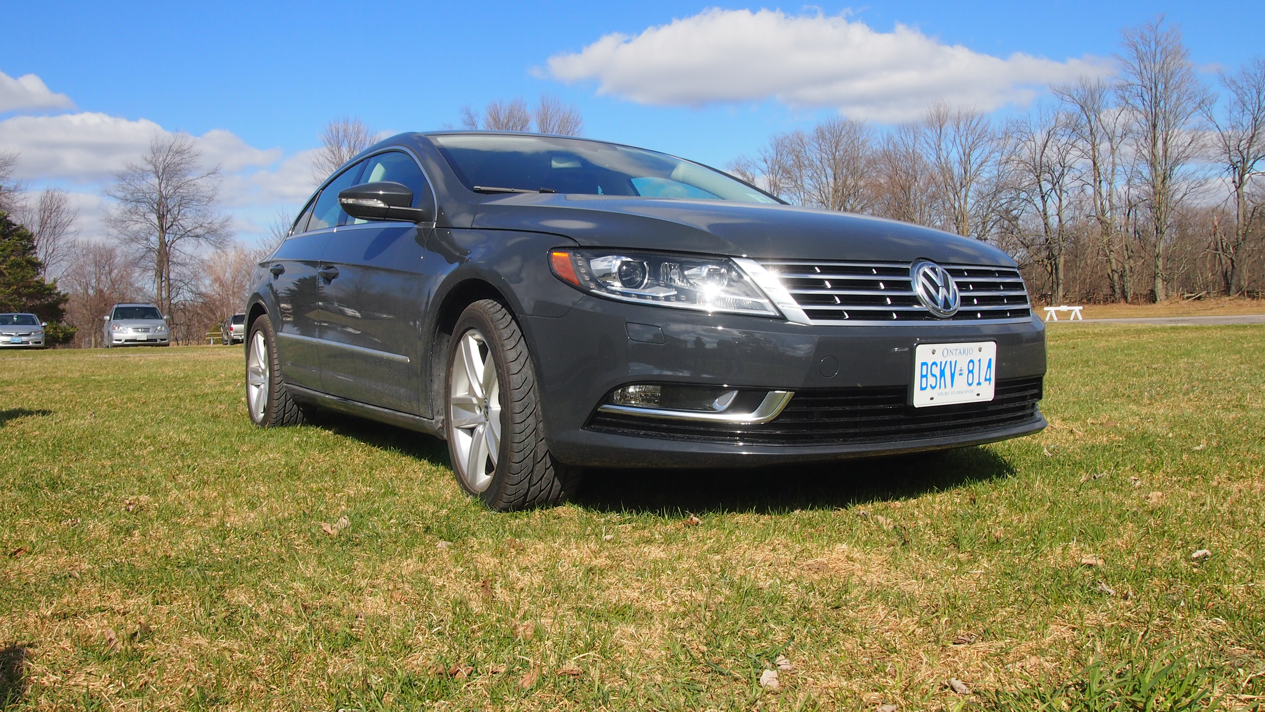 5 favourite things about the 2014 volkswagen passat cc. Black Bedroom Furniture Sets. Home Design Ideas