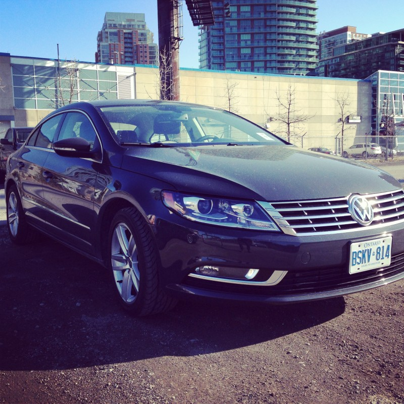 5 Favourite Things About the 2014 Volkswagen CC + Fun Test Drive Destinations