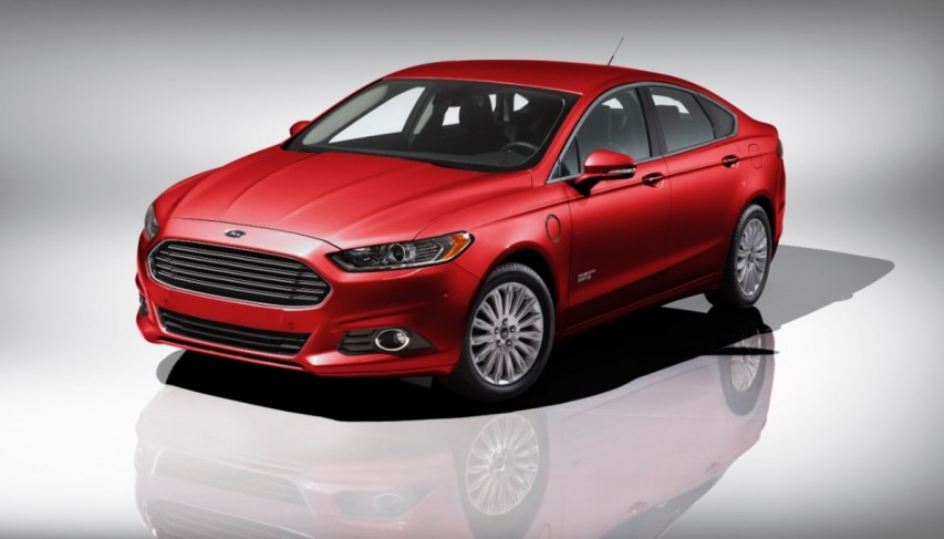 Get Energized in the 2015 Ford Fusion Energi and Parkour Training