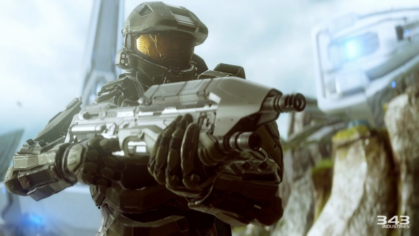 Halo 5 Guardians for Xbox One on Ramone.ca
