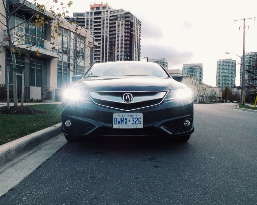 Where Affordable Meets Envy: The 2016 Acura ILX
