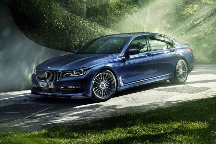 2017 BMW Alpina B7 BiTurbo