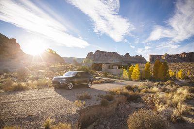 Land Rover Range Rover Outside