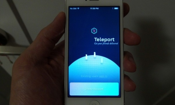 This App Lets You Teleport Your Friends To You
