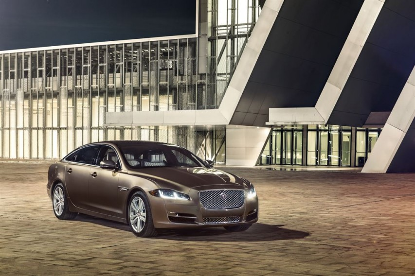 9 Stylish Features in the 2016 Jaguar XJL
