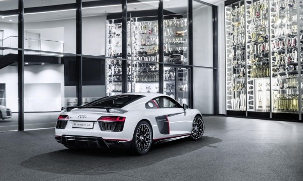 'Audi R8 V10 plus selection 24h' is an awkward name for a gorgeous car
