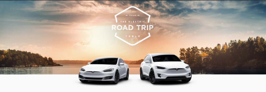 You're Invited: Tesla's Electric Road Trip Tour